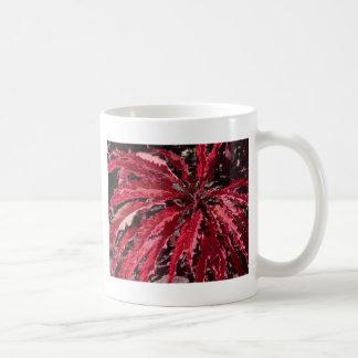 coleo rojo taza clásica