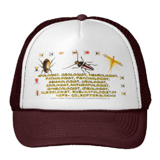 """Coleopterology"" Trucker Hat"