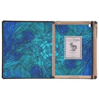 Cólera del mar iPad carcasas