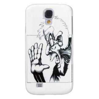 Cólera Funda Para Galaxy S4