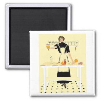 """Coles Phillip - """"Kitchen"""" Magnet"""