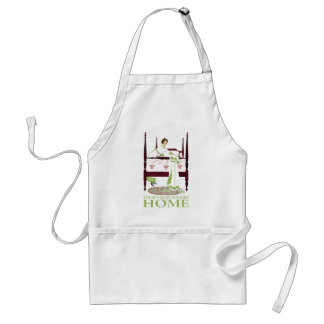 Coles Phillips Fade - There's No Place Like Home Adult Apron