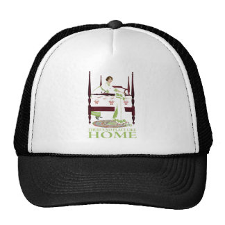 Coles Phillips Fade - There's No Place Like Home Trucker Hat