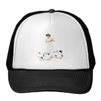 Coles Phillips Fadeaway Farmer's Daughter Trucker Hat