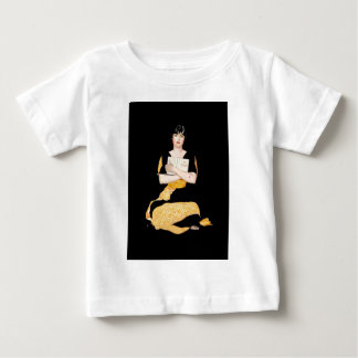Coles Phillips Fadeaway Girl - Diary Baby T-Shirt