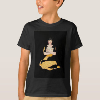 Coles Phillips Fadeaway Girl - Diary T-Shirt