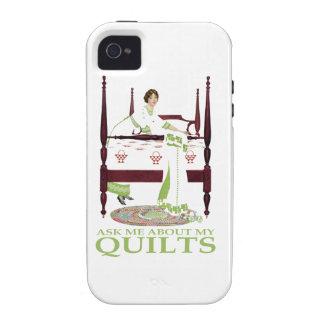 Coles Phillips Fadeaway - pregúnteme acerca de mis Case-Mate iPhone 4 Carcasas