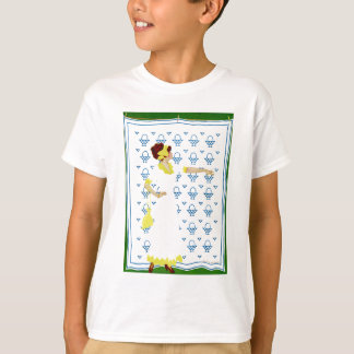 Coles Phillips Fadeaway - Woman at the County Fair T-Shirt