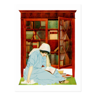 Coles Phillips - Horisons perdido Tarjeta Postal