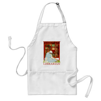 Coles Phillips Librarian Adult Apron