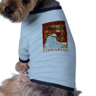 Coles Phillips Librarian Dog Tshirt