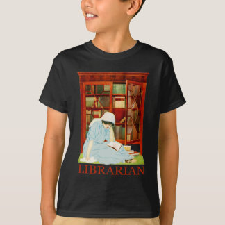 Coles Phillips Librarian T-Shirt
