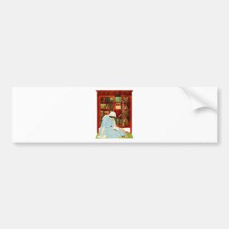 Coles Phillips - Lost Horisons Bumper Sticker
