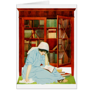 Coles Phillips - Lost Horisons Card