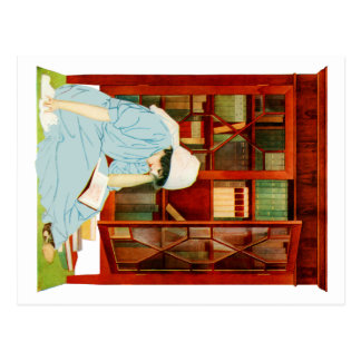 Coles Phillips - Lost Horisons Post Card
