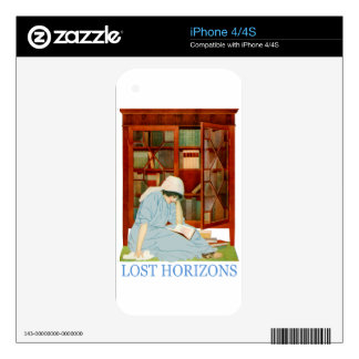 Coles Phillips - Lost Horizons Decal For The iPhone 4S