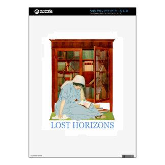 Coles Phillips - Lost Horizons iPad 3 Decals