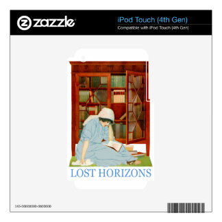 Coles Phillips - Lost Horizons iPod Touch 4G Skin