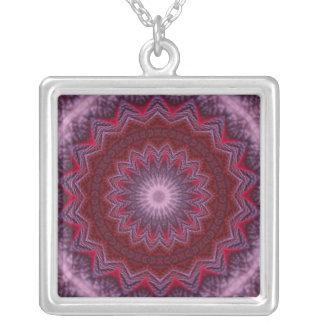 Coleus Medallion Custom Necklace