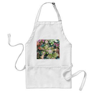 Coleus seedlings adult apron