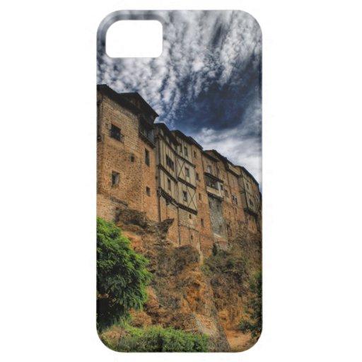 Colgadas de los Casas en Frias, España iPhone 5 Case-Mate Coberturas
