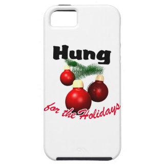 Colgado para los días de fiesta iPhone 5 fundas