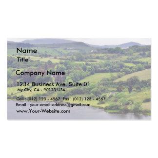 Colgagh Lough Lakes Ireland 3 Business Card Template