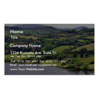 Colgagh Lough Lakes Ireland 3 Business Cards
