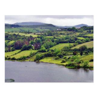 Colgagh Lough Lakes Ireland 3 Postcard