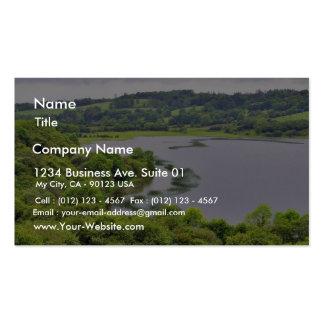 Colgagh Lough Lakes Ireland 4 Business Card