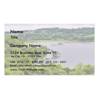 Colgagh Lough Lakes Ireland 4 Business Card Templates