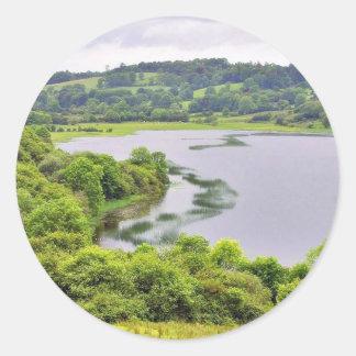 Colgagh Lough Lakes Ireland 4 Sticker