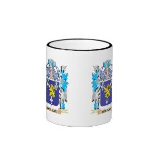 Colgan Coat of Arms - Family Crest Ringer Coffee Mug