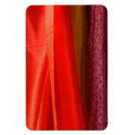 Colgante bonito de las bufandas imán flexible