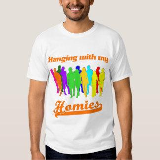 Colgante con mi Homies Remeras