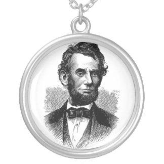 Colgante de Abe Lincoln