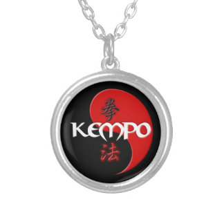 Colgante de Kempo Yin Yang