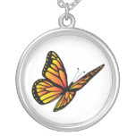 Colgante de la mariposa de monarca