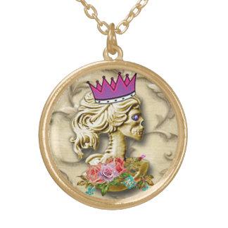 Colgante de la reina Lolita Skelton, arte original