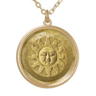 Colgante de Zodiak del oro