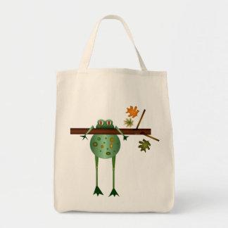 Colgante en allí la bolsa de asas de Treefrog