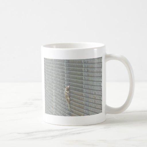 Colgante encendido taza