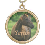 Colgante personalizado del caballo