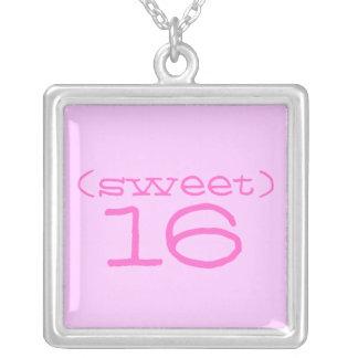 Colgante rosado de Bubblegum del dulce 16