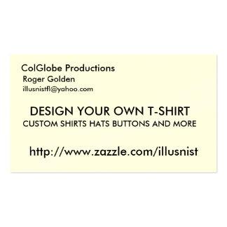 ColGlobe Business Card