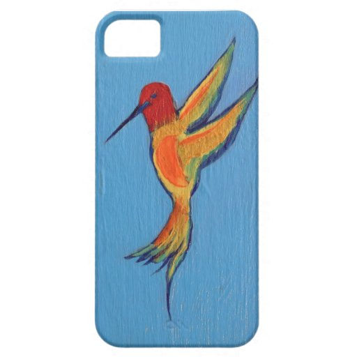 Colibrí 2 iPhone 5 protector