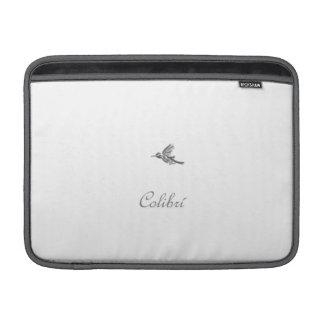 Colibrí - Beautiful Romantic MacBook Air Sleeve