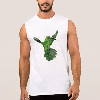 Colibrí de Costa Rica Camisetas Sin Mangas