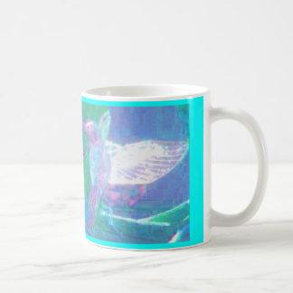 Colibrí divino por JudyMarisa Taza De Café
