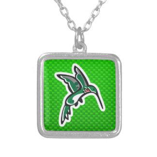 Colibrí lindo Verde Grimpolas